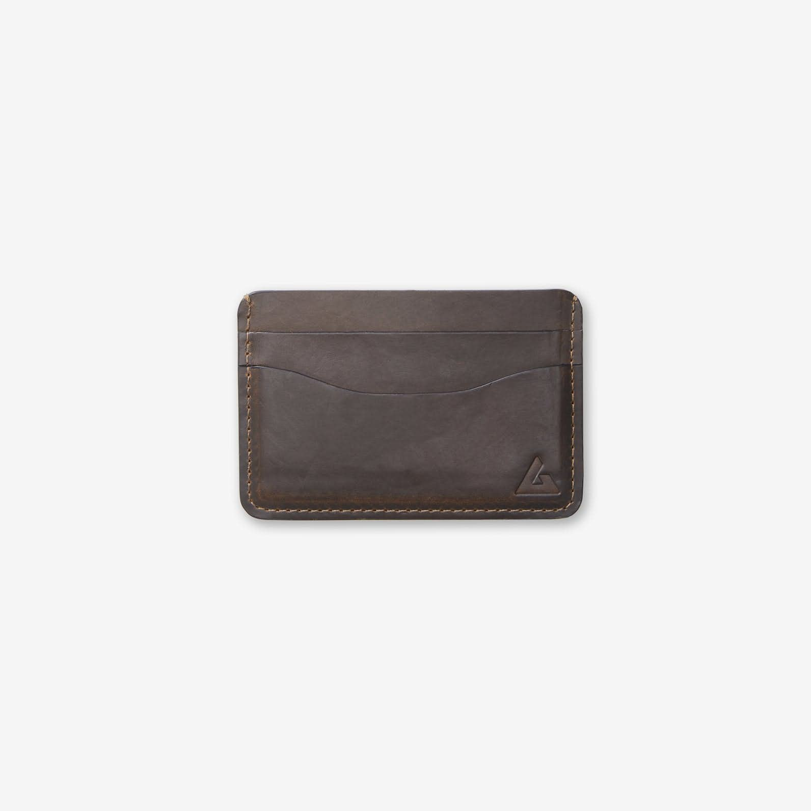 Horween Leather Card Wallet - Tobacco